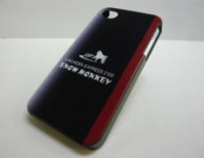 ながでん「iPhone4/4Sカバー」2100系スノーモンキー