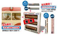 長野電鉄2000系D編成 当社限定オリジナルパッケージ仕様