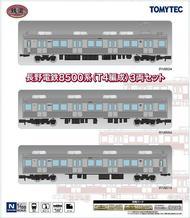 鉄道コレクション「8500系(T4編成)3両セット」