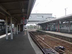 信州中野站