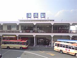 Suzaka Station